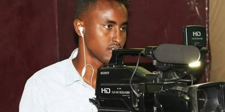 TV journalist shot dead by a policeman in Somalia