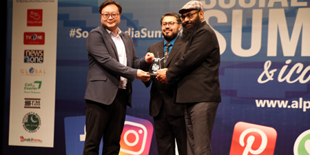 TVOne bags ICON Digital Award for social media development