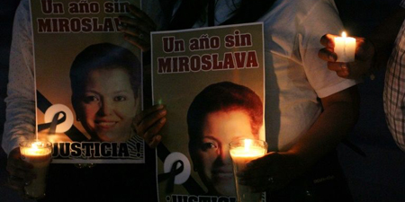 UN, AFP launch prize to honor slain Mexican journalists