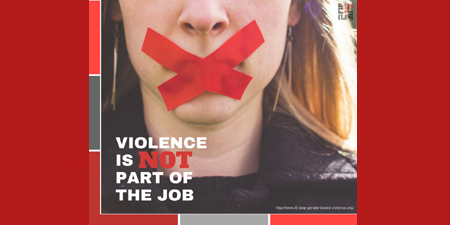 Unions at forefront of fight for equality as employers fail to address violence facing women journalists