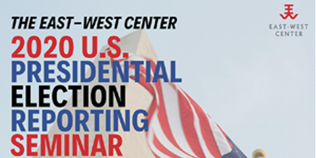 U.S. Presidential Election Reporting Seminar accepting applications