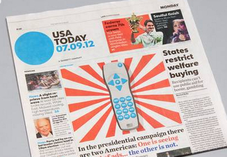 USA Today reboots on 30th anniversary