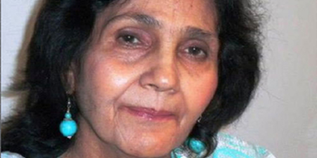 Veteran broadcaster Surriya Shahab passes away