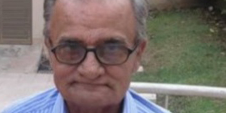 Veteran journalist Saud Sahir passes away