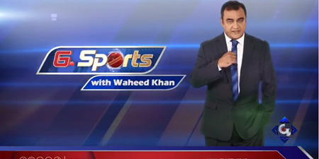 Waheed Khan calls for fair treatment of sport in promo