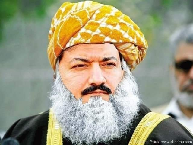 Journalist or JUI-F leader?