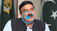 Sheikh Rasheed - Poetry in Rana Mubashir's show