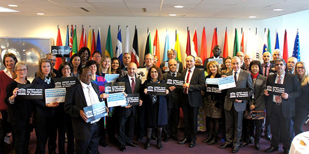 Member States establish 'Group of Friends' to support UNESCO's work on journalists' safety