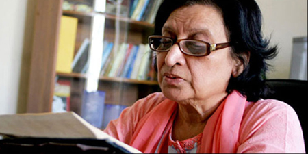 Famed Urdu poet and writer Fahmida Riaz passes away