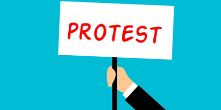 PFUJ announces protest over layoffs, wage delays