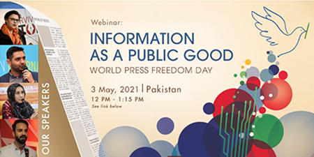 UNESCO, partners mark Press Freedom Day to Promote Information as a Public Good